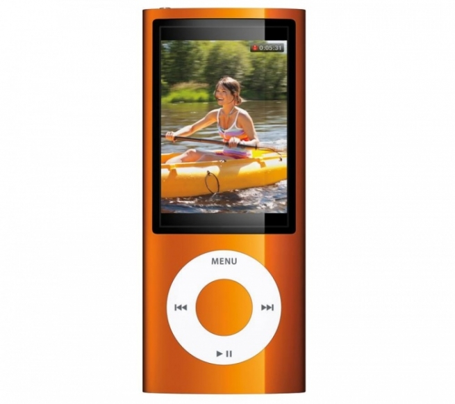 APPLE iPod nano 5.gen 8GB Orange