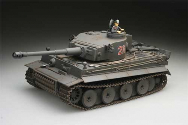 RC model VsTank German Tiger