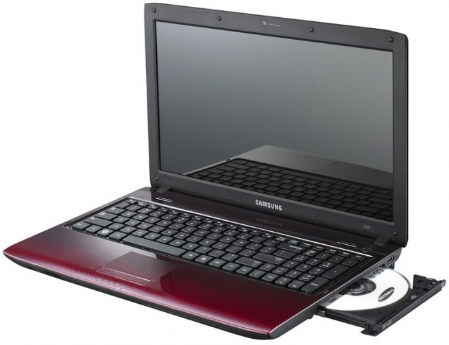 Notebook Samsung R580