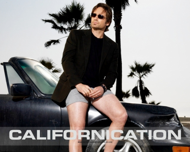 seriál Californication - 1. série