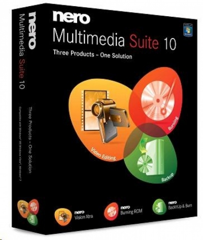 Software Nero Multimedia Suite 10